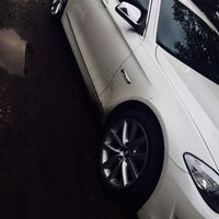 Photo taken at BMW by Ekaterina M. on 8/30/2014