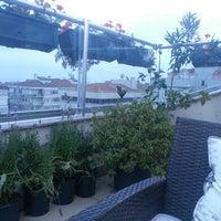 Photo taken at Terrace Garden by Cirit's by Murat C. on 6/7/2014