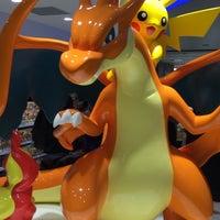 Photo taken at Pokémon Center Mega Tokyo by でーの on 12/15/2014