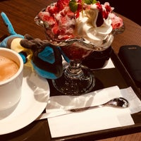 Photo taken at St. Marc Café by でーの on 11/16/2017