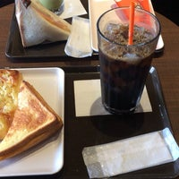 Photo taken at St. Marc Café by でーの on 9/6/2015