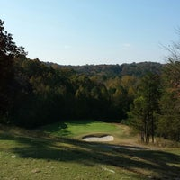Photo taken at Eagle Bluff Golf Course by Kevin O. on 11/3/2013