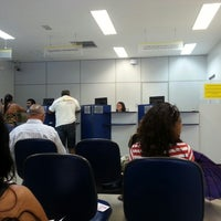 Photo taken at Banco do Brasil by Emanuel G. on 2/21/2013