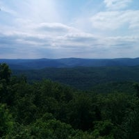 Photo taken at Ozark National Forest Outlook by Angel on 6/15/2014