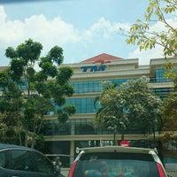 Photo taken at Telekom Malaysia Cyberjaya by Aizam A. on 4/8/2014