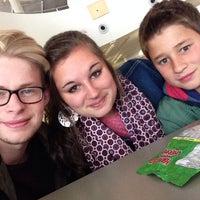 Photo taken at Studentenrestaurant by Leon K. on 5/2/2014