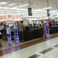 Photo taken at Auchan by Olivier L. on 8/8/2016