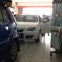 Photo taken at Siong Seng Auto Accessories Sdn Bhd by Hana H. on 3/4/2014