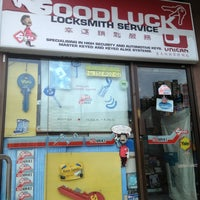 Photo taken at Goodluck Locksmith by J T. on 4/29/2013