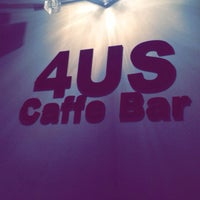Photo taken at Caffe Bar 4US by Vihnad T. on 9/9/2015