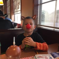 Photo taken at Denny's by Kathleen on 10/22/2016