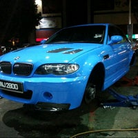 Photo taken at SKM Tyres & Services by Wan K. on 12/27/2012