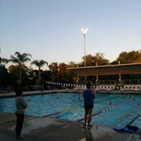 Photo taken at Rosemead Aquatic Center by Adriel H. on 6/21/2013
