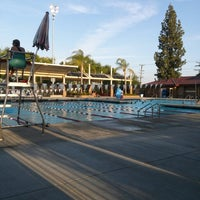 Photo taken at Rosemead Aquatic Center by Adriel H. on 5/25/2013