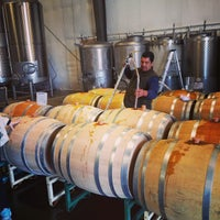 Photo taken at CRU Wine Company by Adriel H. on 11/26/2014