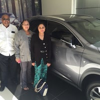 Photo taken at McCarthy Lexus Midrand by Akash M. on 3/30/2016