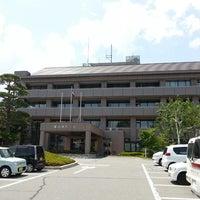 Photo taken at 富士見町役場 by Yoshinori T. on 7/2/2013