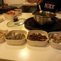 Photo taken at Kapten Steamboat & Grill by shahrol r. on 10/30/2012