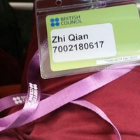 Photo taken at British Council by Zqian C. on 12/11/2015