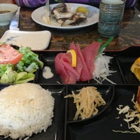 Photo taken at Osaka Sushi by 🌺Wendy on 3/2/2013