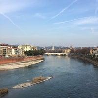 Photo taken at Castelvecchio by Gala on 1/29/2018