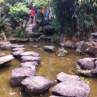 Photo taken at Jardim Oriental by Douglas C. on 10/14/2012