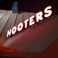 Photo taken at Hooters by Gourmetalhead on 3/17/2013