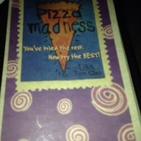 Photo taken at Pizza Madness by Dena S. on 11/22/2013