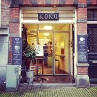 Photo taken at Koko Coffee & Design by @ambarsurastri on 1/5/2013