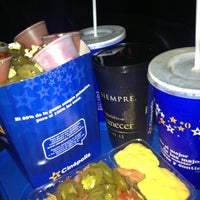Photo taken at Cinépolis by Lovely A. on 11/22/2012