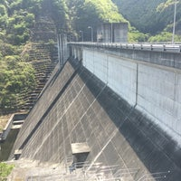 Photo taken at 松田川ダム by もす on 4/29/2017