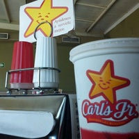 Photo taken at Carl's Jr. by Guillermo P. on 5/8/2012