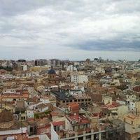 Photo taken at Torre del Micalet by Israel L. on 5/5/2012