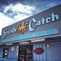 Photo taken at Fresh Catch by Mike T. on 8/31/2012