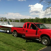 Photo taken at Scioto Boat Club by Colin B. on 5/9/2012
