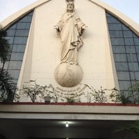 Photo taken at San Ildefonso Parish by L on 4/5/2012