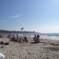 Foto tirada no(a) La Jolla Shores Beach por Mike M. em 7/13/2012