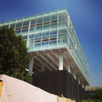 Photo taken at Estudios Churubusco Azteca by Oliver F. on 3/1/2013