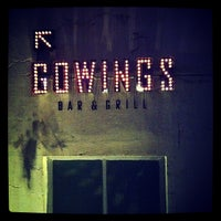 Photo taken at Gowings Bar & Grill by Bec Z. on 9/29/2012