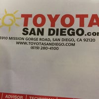 Charming ... Photo Taken At Norm Reeves Toyota San Diego By BLee G. On 6/10 ...