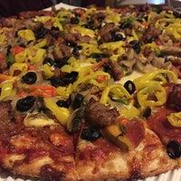 Photo taken at Benny's Pizza by Catherine Grace F. on 1/17/2016