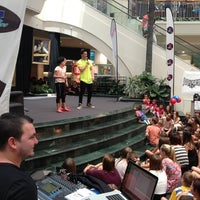 Photo taken at Cairns Central Shopping Centre by Tony M. on 1/26/2013