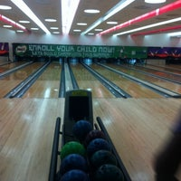 Photo taken at SM Bowling Center by Rico on 4/28/2013