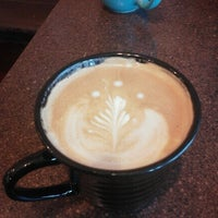 Photo taken at Old Town Coffee & Chocolates by Candice M. on 10/24/2012