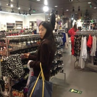 Photo taken at H&M by J. on 11/19/2012