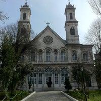 Photo taken at Hagia Triada Greek Orthodox Church by Hakan U. on 3/3/2013