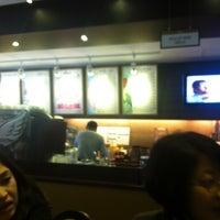 Photo taken at 엔제리너스 천지연폭포점 by cynthia S. on 12/9/2012