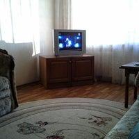 Photo taken at Гостиница Сибирь by Вера Б. on 5/19/2014
