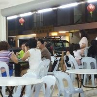 Photo taken at KK Dim Sum Station by Burger B. on 5/4/2014
