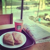 Photo taken at Starbucks by ibo •. on 10/28/2012